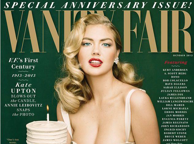Beauté : Kate Upton : en Marilyn Monroe des temps modernes, la blonde incendiaire a été élue mannequin de l'année !