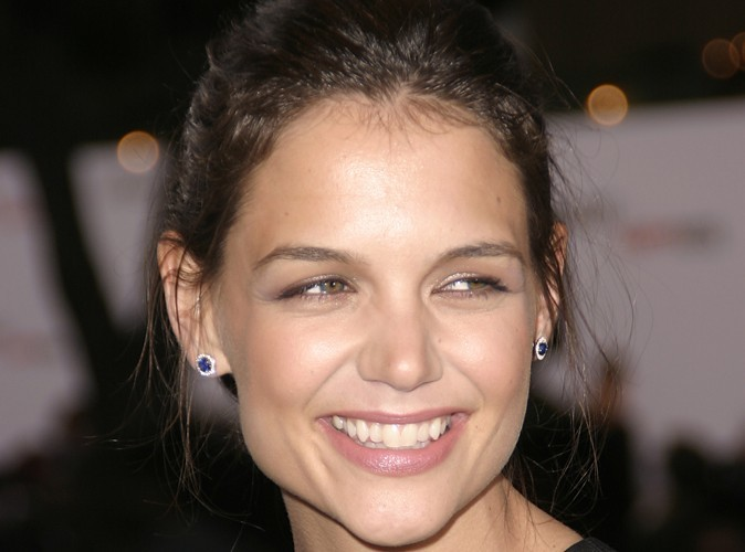 Beauté : Katie Holmes, nouveau visage de Bobbi Brown !