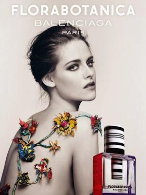 Beauté : Kristen Stewart : envoûtante et topless pour sa dernière collaboration avec Balenciaga !