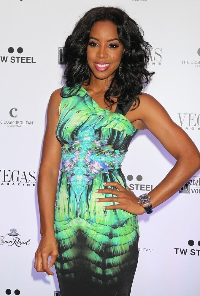 Kelly Rowland !