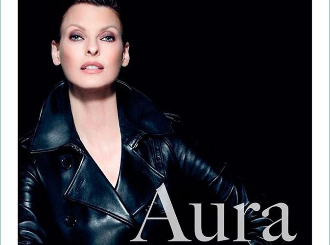 Beauté : Linda Evangelista, égérie chic pour le parfum Aura de Loewe !