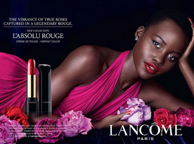 Beauté : Lupita Nyong'o : beauté intense et captivante pour Lancôme !