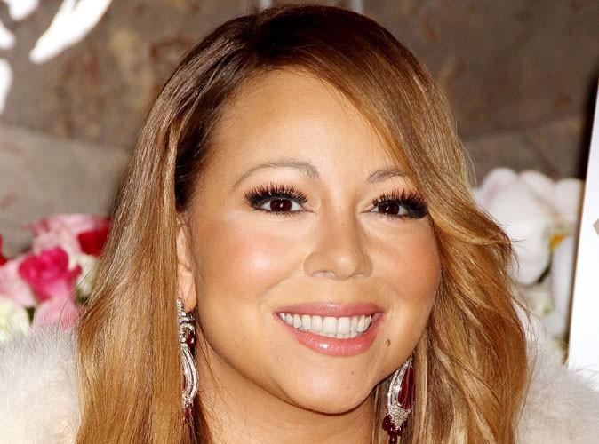 Beauté : Mariah Carey : avec son nouveau régime la star voit la vie en violet !