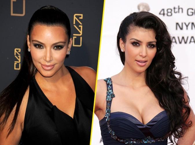 Beauté : mode d'emploi du regard oriental de Kim Kardashian !