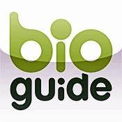 L'application Bio Guide !