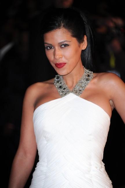 La queue de cheval lisse d'Ayem Nour le 26 janvier 2013 à Cannes