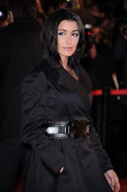 Le carré ondulé de Jenifer le 26 janvier 2013 à Cannes