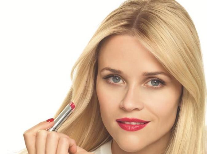 Beauté : Reese Witherspoon, une future maman éblouissante pour Avon !