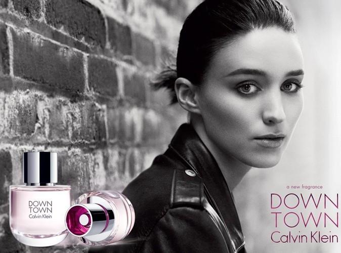 Beauté : Rooney Mara égérie du nouveau parfum de Calvin Klein ! (Réactualisé)