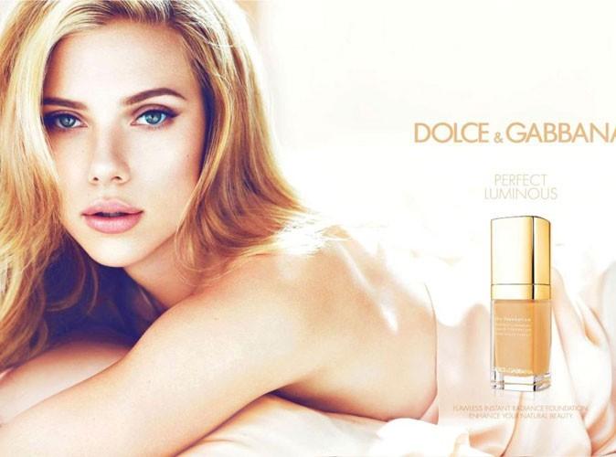 Beauté : Scarlett Johansson une égérie sensuelle pour le nouveau fond de teint de Dolce & Gabbana !