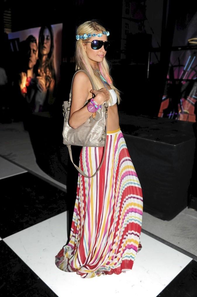 Paris Hilton !