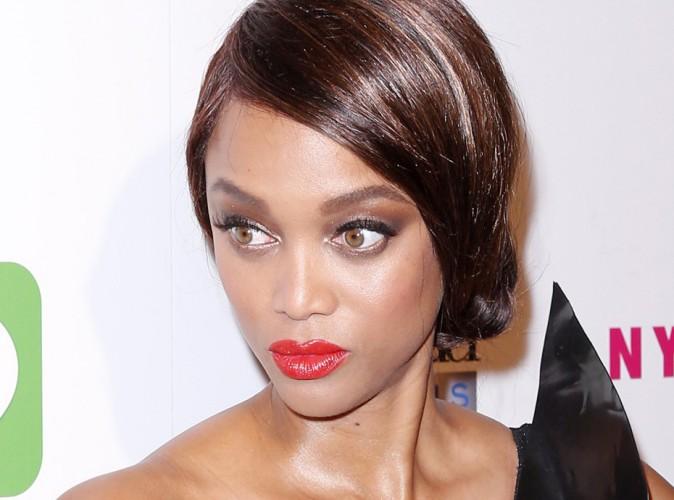 Beauté : Tyra Banks : découvrez sa ligne de cosmétiques !