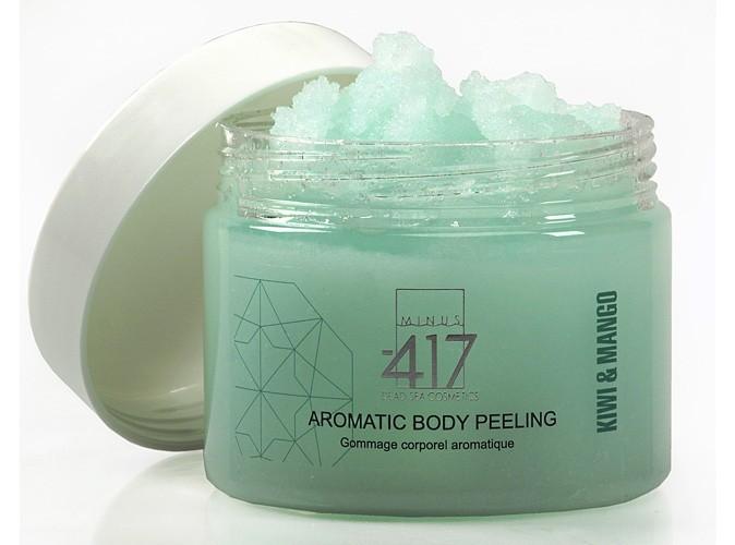 Beauté : une peau neuve avec le gommage Minus 417 !
