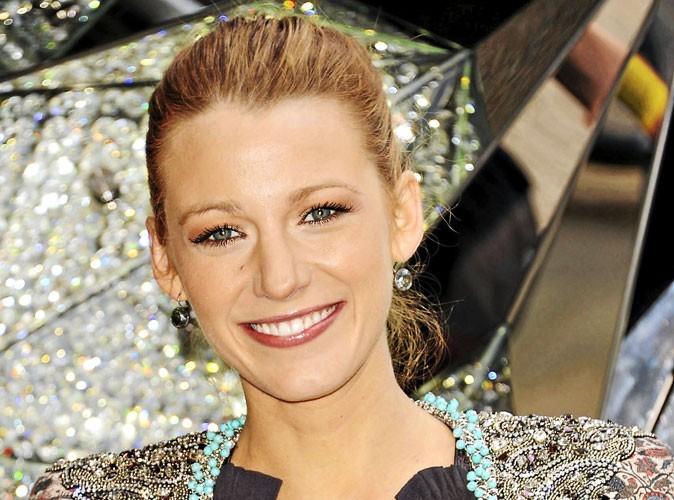 Blake Lively est l'égérie Chanel 2011 !