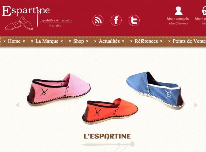 Bon plan : profitez de 20% de réduction sur le site www.espartine.com !