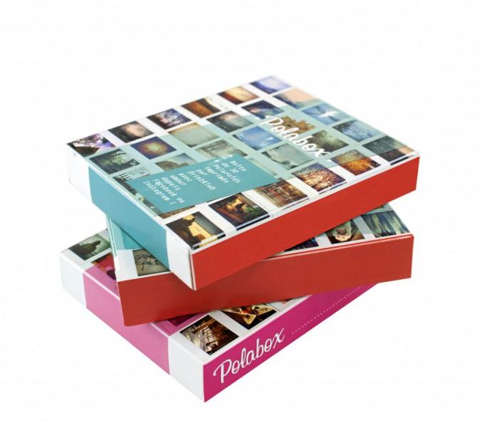 Palabox de 30 tirages Facebook ou Instagram, Printklub, 16,95 €