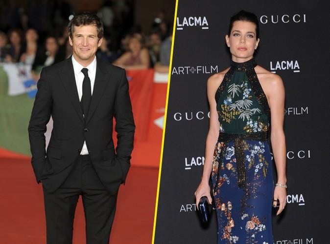 Charlotte Casiraghi et Guillaume Canet : aux couleurs de la marque pour le Gucci Paris Masters 2014 !