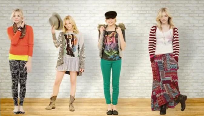 Longue jupe, pantalon coloré, legging fleuris, tous les basiques d'une garde robe féminine !