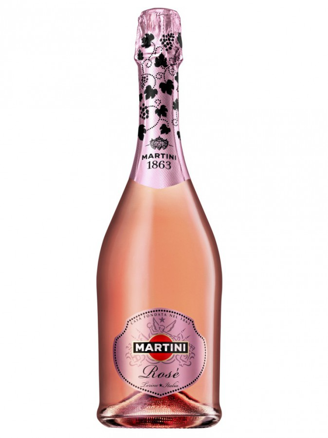 Martini Rosé, Edition 150 ans, 75cl, 7,50€