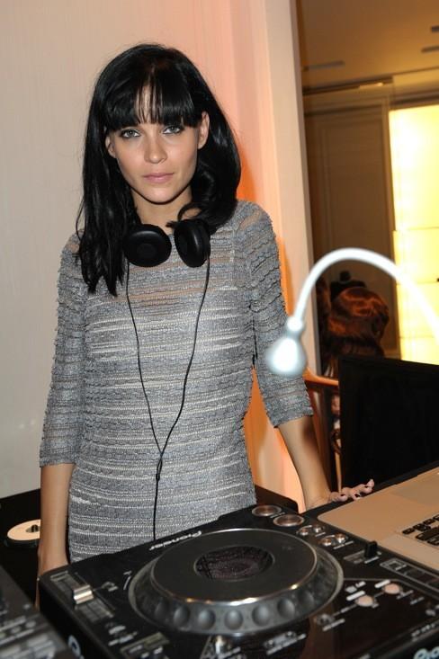 Leigh Lezark chez Dior