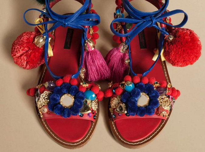 Dolce & Gabbana : le scandale de la sandale !