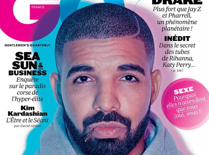 """Drake : """" j'adore tout ce que les internautes postent sur moi. Je like toujours tout ! """""""