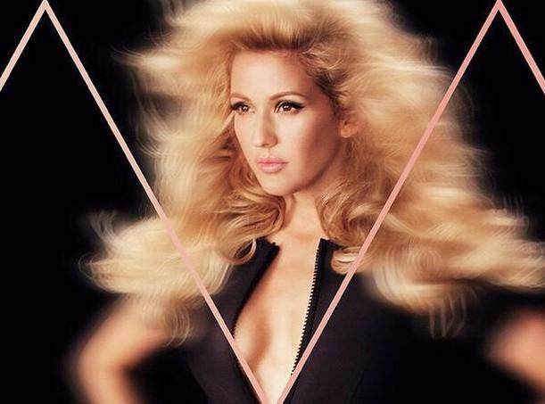 Ellie Goulding : elle sort sa collection de maquillage M.A.C !