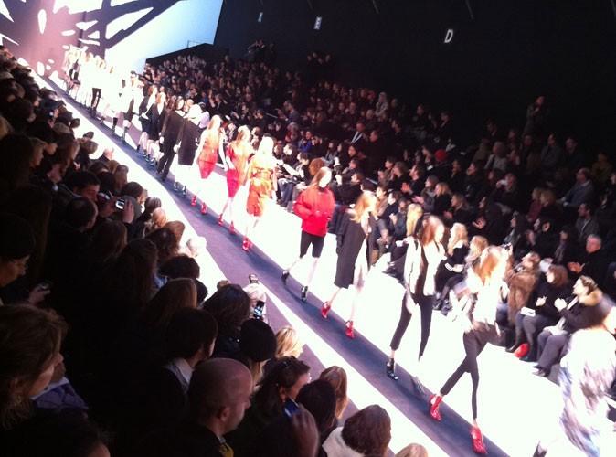 Envoyée spéciale : Fashion Week Paris automne-hiver 2011, jour 2