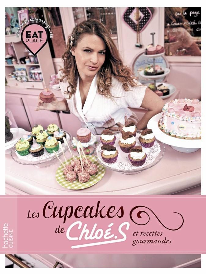 """Le livre """"Les cupcakes de Chloé"""""""