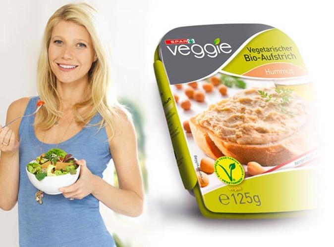 Food : Gwyneth Paltrow, une flexitarienne fan de surgelés !