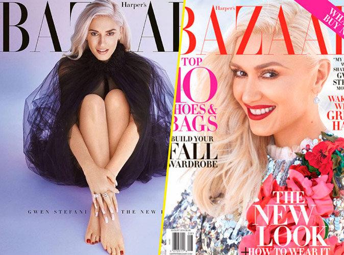 Gwen Stefani : Divorce, album solo, nouvel homme, elle se confie en Une du Harper's Bazaar