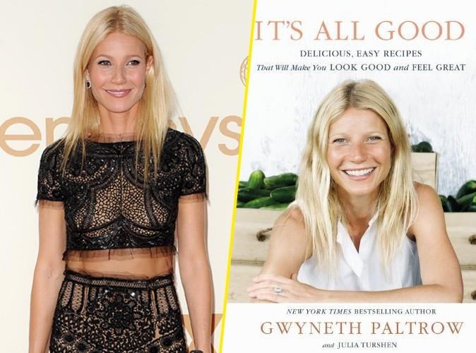 Gwyneth Paltrow : l'actrice sort son deuxième livre de recettes !