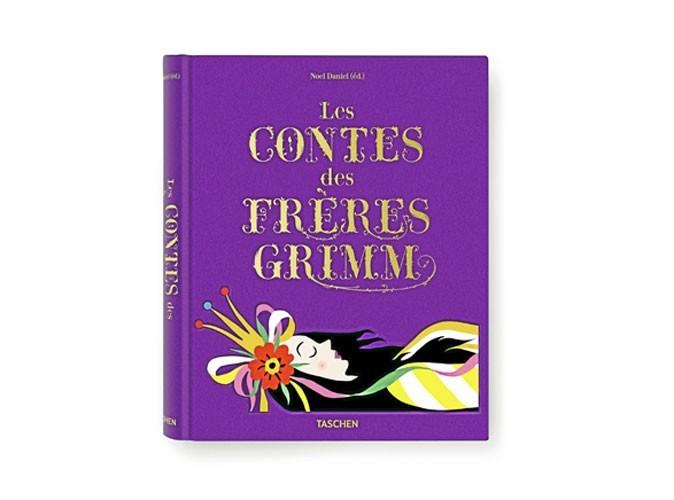 Idée cadeau : les contes des Frères Grimm !