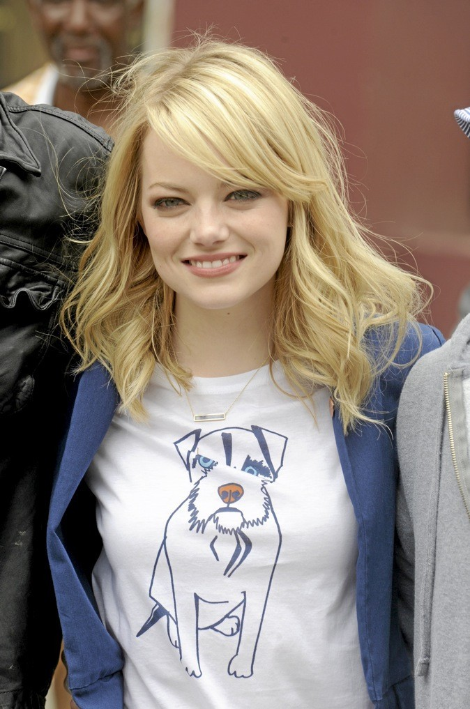 2 : Emma Stone !