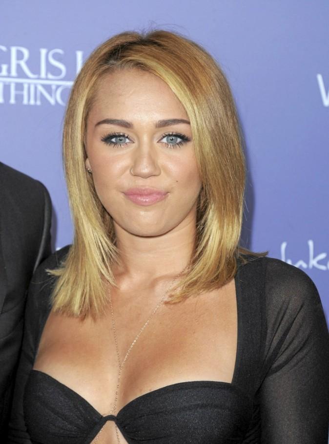 5 - Miley Cyrus !