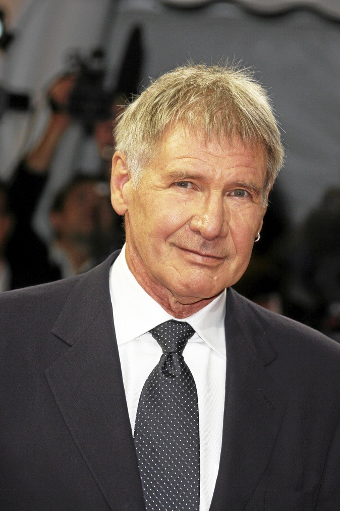 9 – Harrison Ford