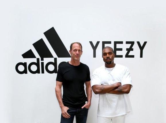 Kanye West décroche un contrat historique chez Adidas !