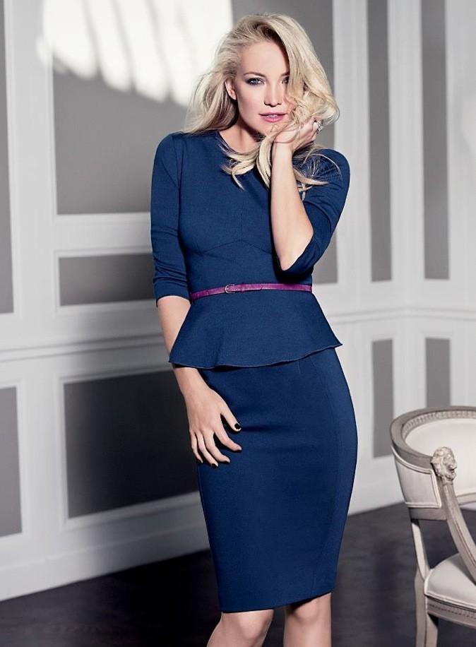 Kate Hudson, une égérie raffinée !
