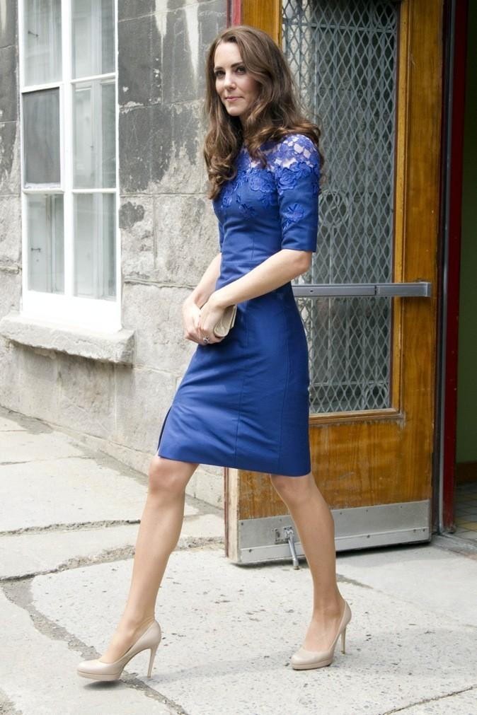 Kate Middleton visite la maison Dauphine !