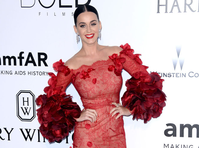 Katy Perry : attaquée en justice par un concurrent !