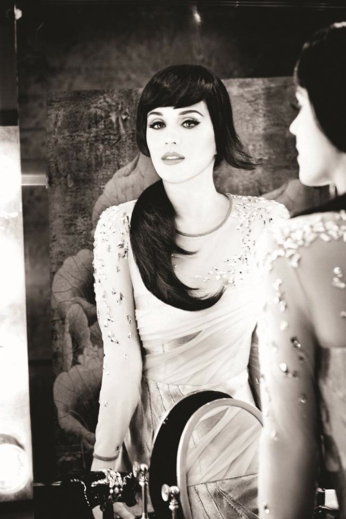 Katy Perry pour GHD hair !