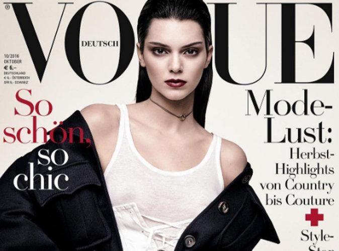 Kendall Jenner et Vogue : une histoire d'amour qui dure...