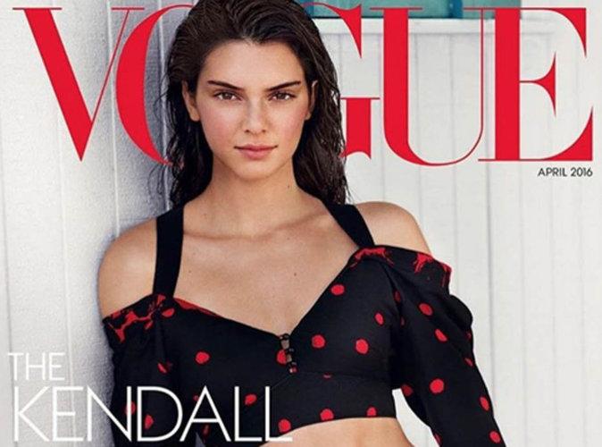 Kendall Jenner : la it-girl pose pour la première fois en couverture de Vogue US