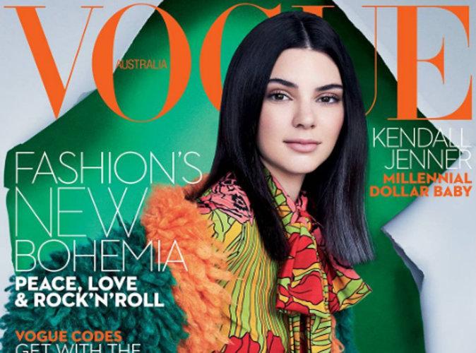 Kendall Jenner : reine de la jungle en couverture de Vogue Australie