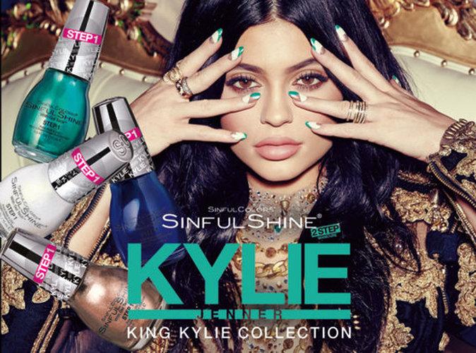 Kylie Jenner : après son Lip Kit elle récidive avec des vernis à ongles !