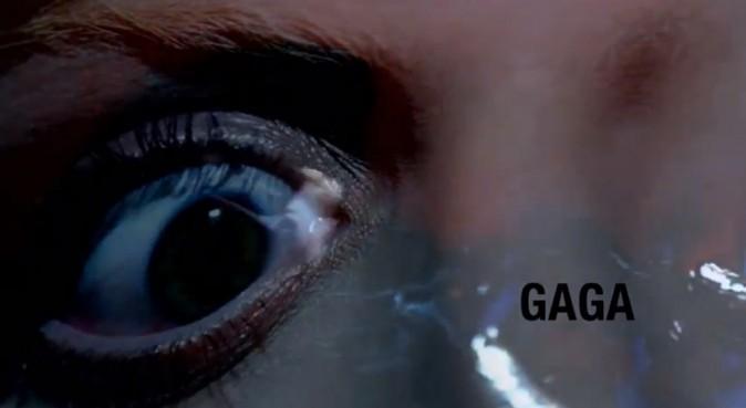 """Lady Gaga effrayante dans la vidéo de """"Fame"""""""