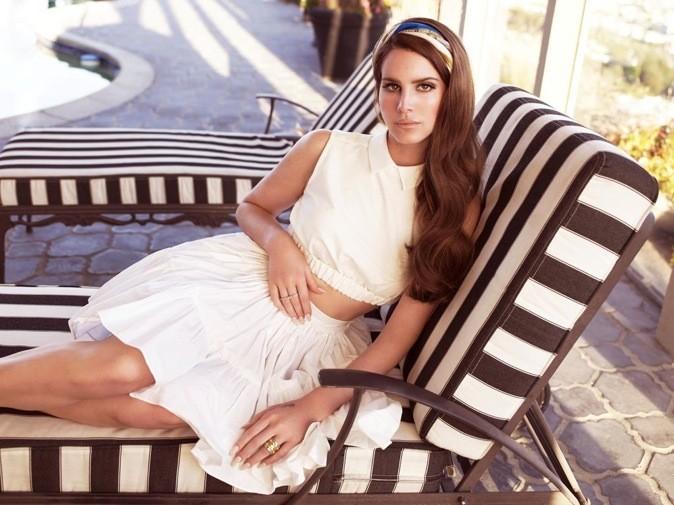 Lana Del Rey, nouvelle égérie Jaguar !