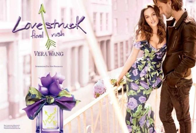 La campagne publicitaire du nouveau parfum de Vera Wang !