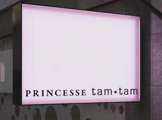 Lingerie : des culottes brodées main Princesse tam.tam !