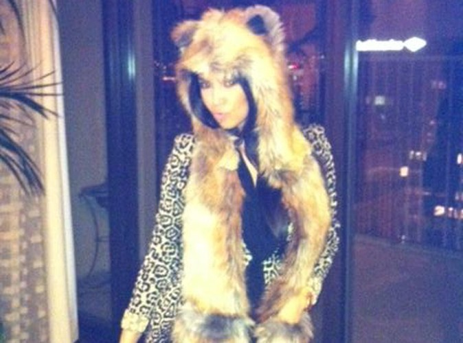 Look : Kim Kardashian dans les petits papiers de la PETA ?